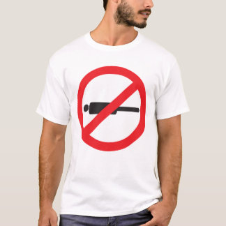 Camiseta Nenhum Planking