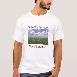 Camiseta Nenhum seu Iowa