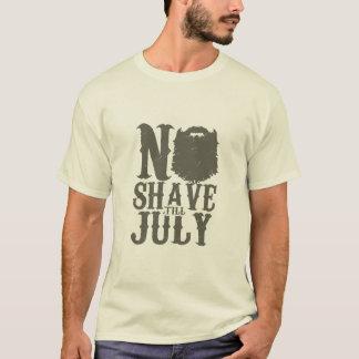 Camiseta Nenhum shave lavra julho!