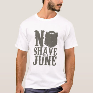 Camiseta Nenhum shave lavra junho!