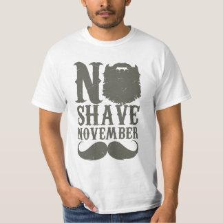 Camiseta Nenhum shave novembro!