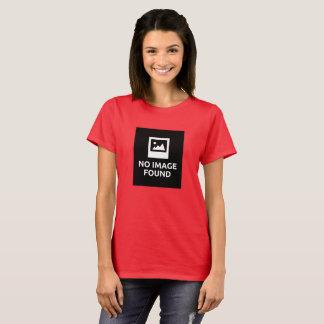 """Camiseta Nenhum"""" t-shirt básico encontrado imagem das"""