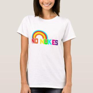 Camiseta Nenhum t-shirt das armas nucleares