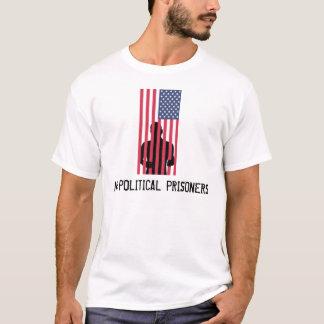 Camiseta NENHUM t-shirt dos PRESOS POLÍTICOS