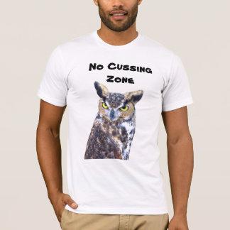 Camiseta Nenhum Zone_T-Shirt Cussing