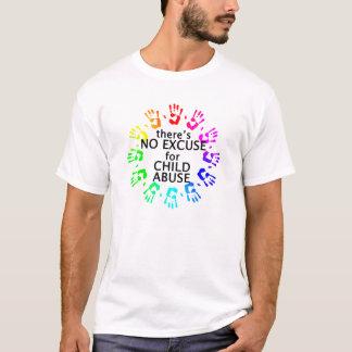Camiseta Nenhuma desculpa para o pederastia