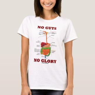 Camiseta Nenhuma entranhas nenhuma glória (humor da