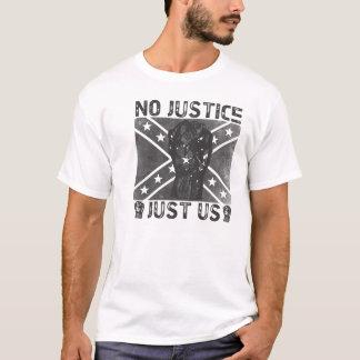 Camiseta Nenhuma justiça