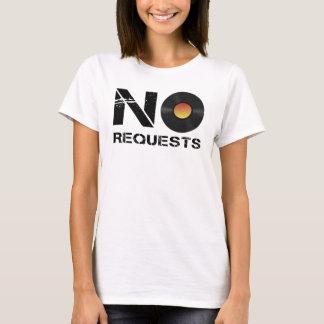 Camiseta Nenhuma música do DJ dos pedidos