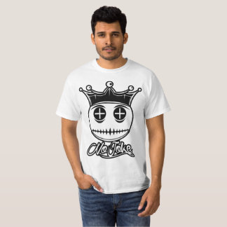 Camiseta Nenhuma piada Ramírez