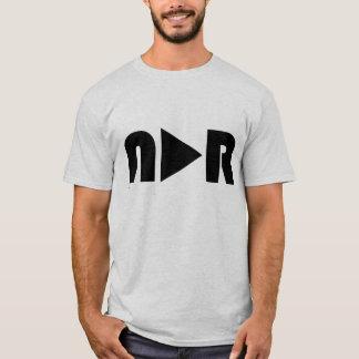 """Camiseta Nenhuma razão aparente - do """"T do botão jogo"""" do"""