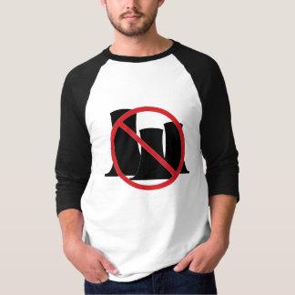 Camiseta Nenhumas armas nucleares