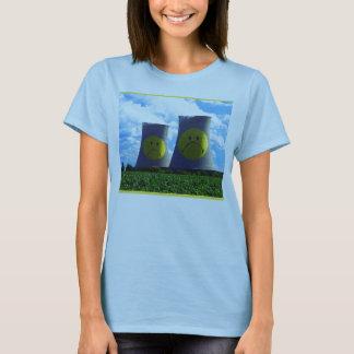 Camiseta Nenhumas armas nucleares T