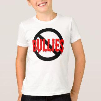 Camiseta Nenhumas intimidações