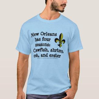 Camiseta NENHUMAS quatro estações