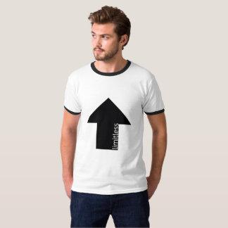 Camiseta nenhuns limites
