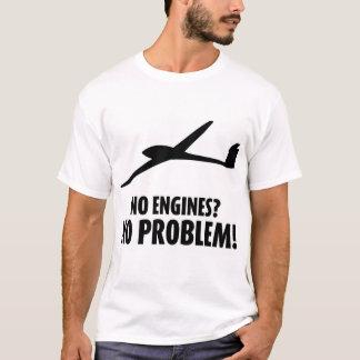 """Camiseta """"Nenhuns motores? Nenhum problema!"""" T-shirt"""
