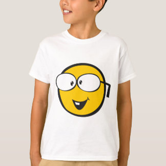 Camiseta Nerd Emoji