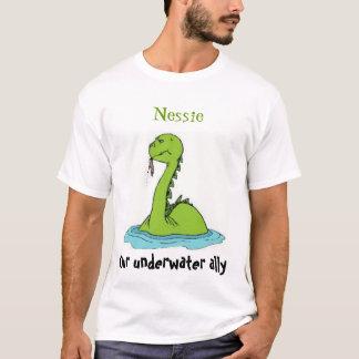 Camiseta Nessie