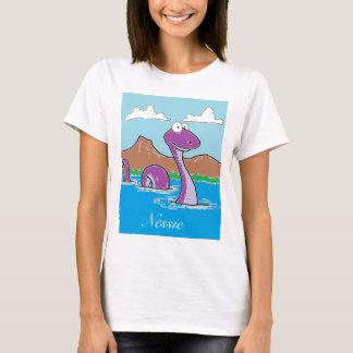 Camiseta Nessie: o monstro de Loch Ness
