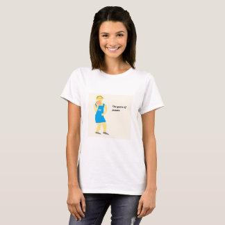Camiseta netball