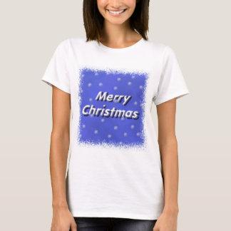 Camiseta Neve do Feliz Natal