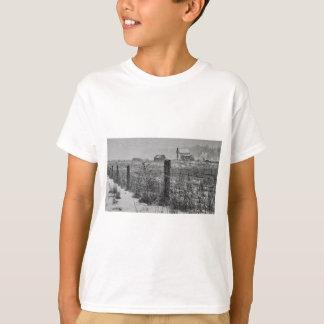 Camiseta Neve do inverno