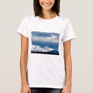 Camiseta Neve fresca nos cumes de Kamnik