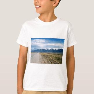 Camiseta Neve Mountais de Colorado
