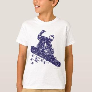 Camiseta Neve-Pensionista