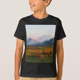 Camiseta Névoa da manhã, libra de Wilpena