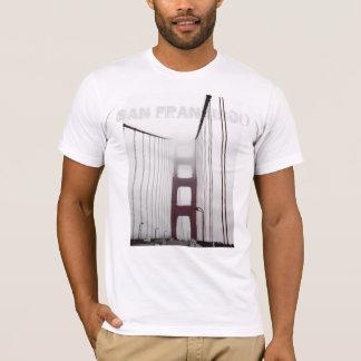 Camiseta Névoa de San Francisco (parte dianteira)