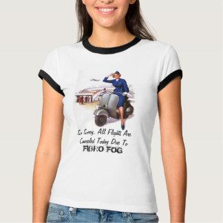 Camiseta Névoa fibro