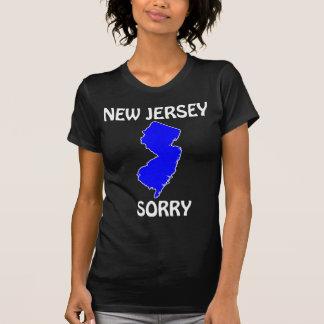Camiseta New-jersey - pesaroso