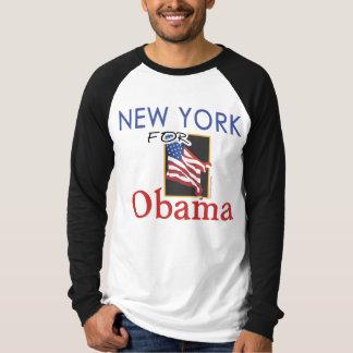 Camiseta New York para o Tshirt de Obama