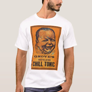 Camiseta newartsweb - tónico frio insípido