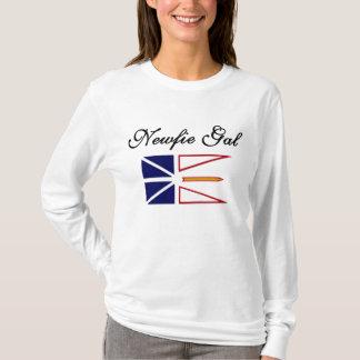 Camiseta Newfie galão