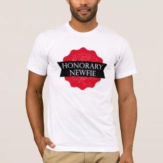 Camiseta Newfie honorário