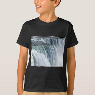 Camiseta Niagara Falls - Fim-acima