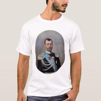 Camiseta Nicholas_II_Alexandrovich_by_N.Shilder