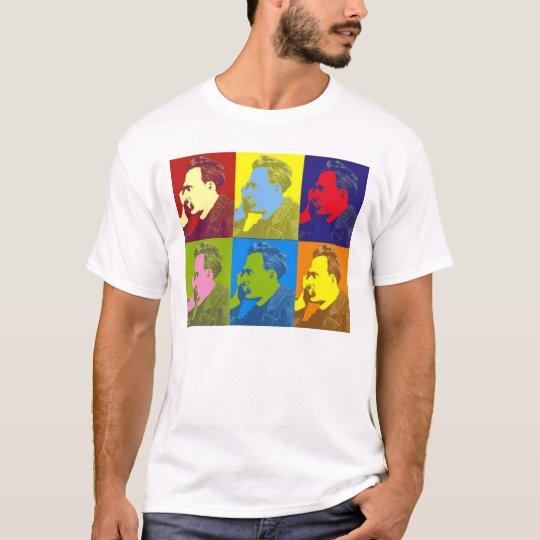 Camiseta nietzsche