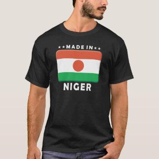 Camiseta Niger fez