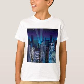 Camiseta NightCityScape_VectorDTL