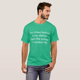 Camiseta nihilist