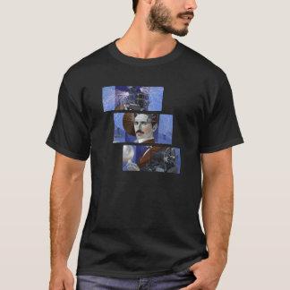 Camiseta Nikola Tesla, minhas invenções