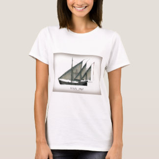 Camiseta Nina 1492 por Tony Fernandes