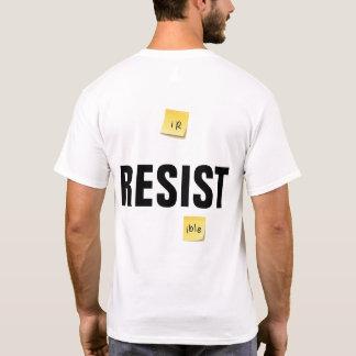 Camiseta ninety nove por cento irresistível