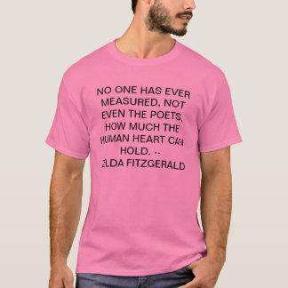 Camiseta ninguém mediu