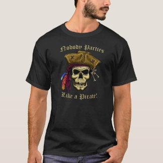 Camiseta Ninguém Parties