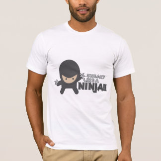 Camiseta Ninja Sneaky